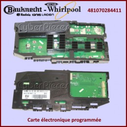 Carte d'affichage Whirlpool 481070284411 GA-120289