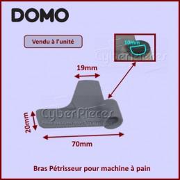 Bras Pétrisseur pour machine à pain DOMO B1572 CYB-303736