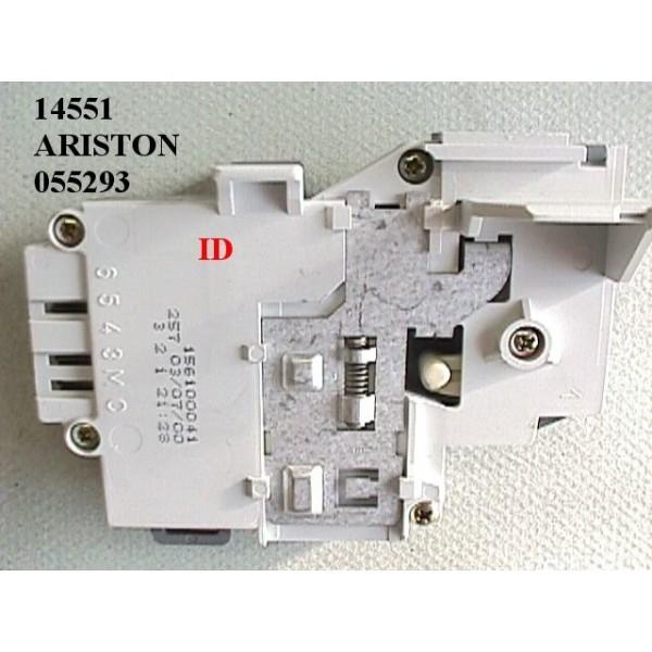 Securite Ariston 055293 **EPUISEE**