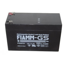Batterie Fiam 12v 7,2ah CYB-024303