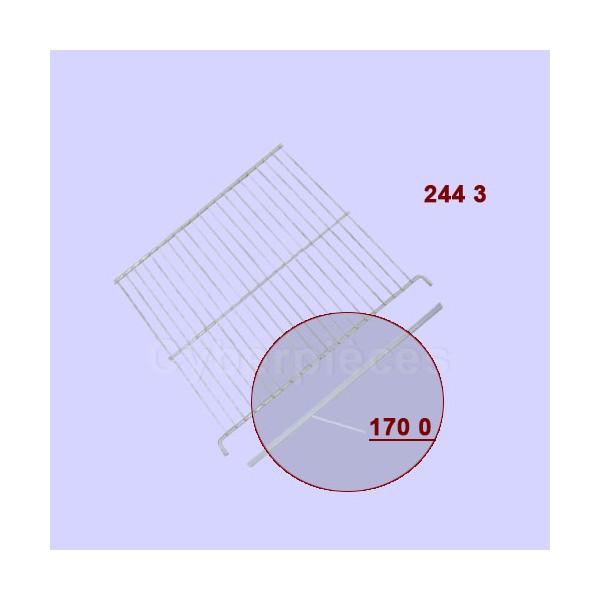 Profilé avant de clayette 480132102568
