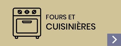 Fours ou cuisinières